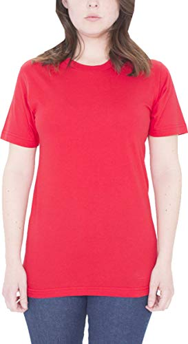 shirt Homme Red Apparel T American 4fqU8U