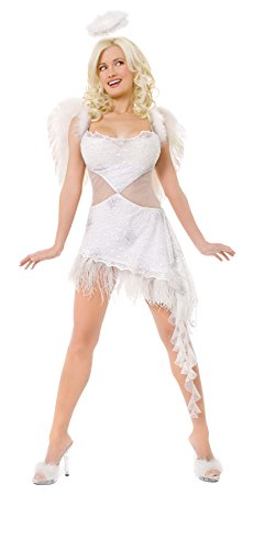 Morris Costumes PLAYBOY HEFS ANGEL MEDIUM]()