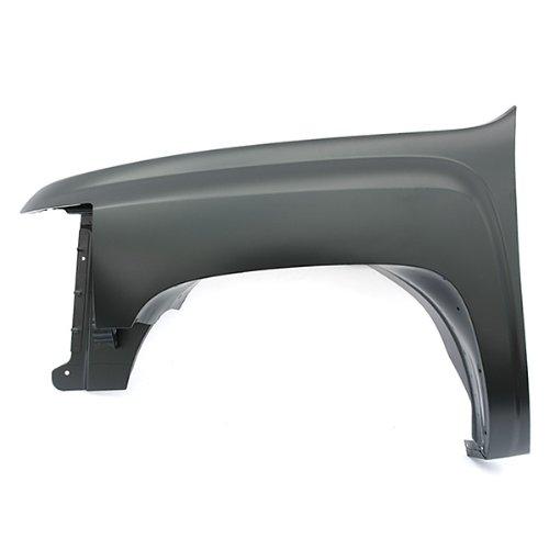 (CarPartsDepot, Front Driver Left Side Fender Unpainted Primered Steel, 371-15891-01 GM1240341 25819542)