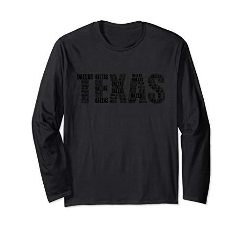 Texas Dallas State T-shirt Texas  Dallas Home Tee Long Sleeve T-Shirt