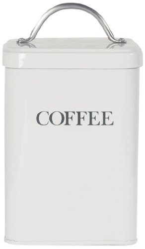 Garden Trading Coffee Canister - Chalk