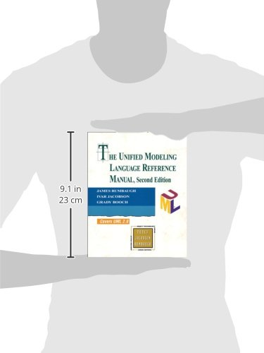 The Unified Modeling Language Reference Manual, (paperback) (2nd Edition) by Addison-Wesley Professional