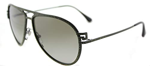 Sunglasses Versace VE 2171 B 13928E MATTE MILITARY - Sunglasses 2171