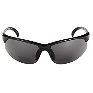 """The Wind Breaker"" Sport Wrap Polarized Bifocal Sunglasses for Men and Women"