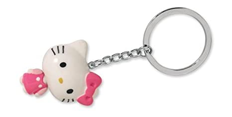Llavero Hello Kitty Plastico