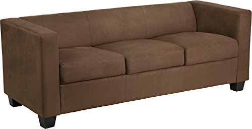 Flash Furniture Fedexable Microfiber Chocolate Benefits