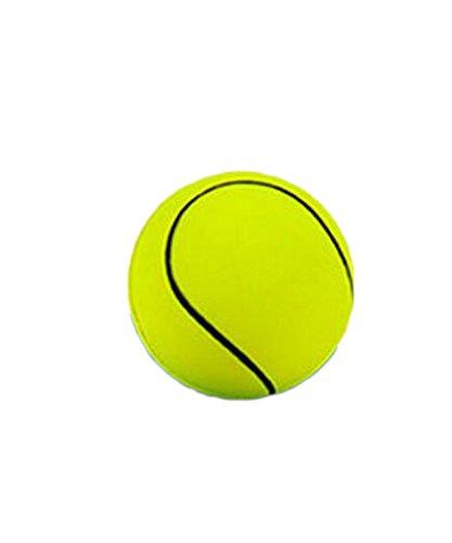Demarkt Perro de juguete de la bola de goma hinchable bola de la ...