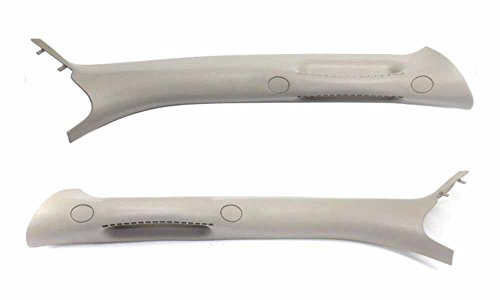 APA Replacement For Inside Grab Handle A Pillar Trim Moulding Beige Dodge Ram 02-09 Front Driver & Passenger PAIR