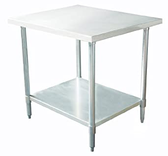 Amazon.com: Johnson Rose 83072 mesa de trabajo, acabado ...