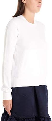 Comme des Garçons Luxury Fashion Femme NDT0100512 Blanc Sweatshirt | Automne_Hiver