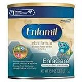 Enfamil EnfaCare Infant Formula Powder (Pack of 4)