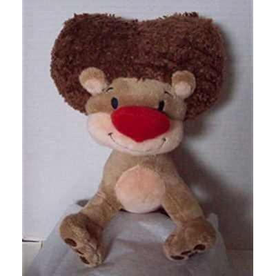 "Jo Jo's Circus ""Goliath Lion"" Plush Bendable 10 Inches: Toys & Games"