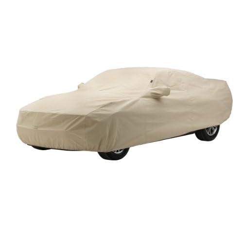 Hot Covercraft C17616TK Custom Fit Car Cover for Select Chevrolet Corvette Models - Evolution (Tan) for cheap