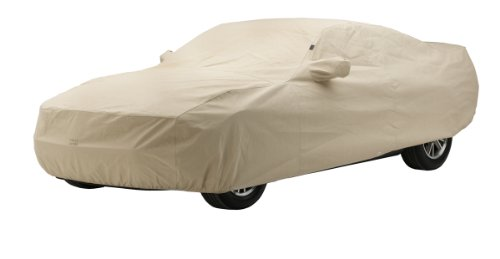 (Covercraft Custom Fit Car Cover for Buick and Cadillac (Technalon Evolution Fabric, Tan))