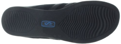 Softwalk Softwalk Softwalk Topeka Black Topeka Topeka Women's Flat Women's Women's Flat Black CqIwFI4d