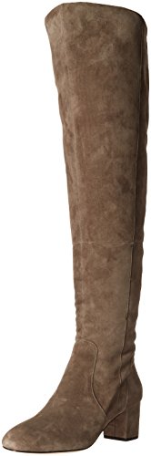 kate spade new york Women's Lora Over the Knee Boot, Portabella, 7.5 M US