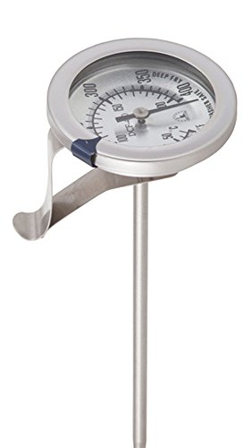 Crestware Dial Candy Deep Fry Thermometer by Crestware