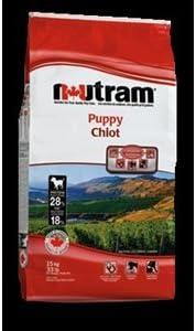 Nutram Puppy Dog Food 15kg Amazon Ca Home Kitchen