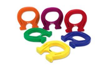 HORSESHOE-SHAPED MAGNETS SET OF (Horseshoe Shaped Magnets Set)