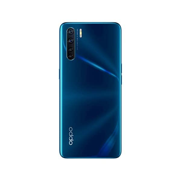 OPPO A91 Smartphone , Display 6.4'' AMOLED, 4, Fotocamere,128GB Espandibili, RAM 8GB, Batteria 4025mAh, Dual Sim, 2020… 4 spesavip