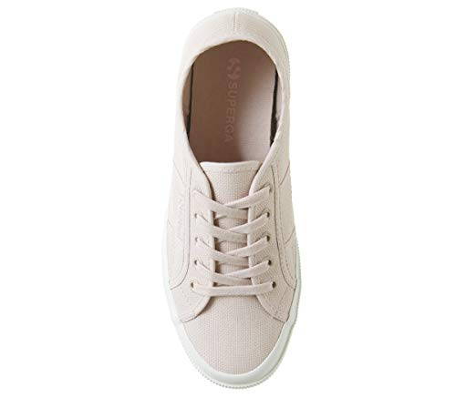Full Skin 2750 Superga Women's Sneaker White Cotu Pink xqwT8XYT
