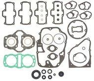 Engine Rebuild Kit - Compatible with Honda CB450 CB450K0 4 Speed 1965-1968 - 8 Seals + Gaskets