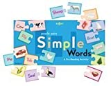 : eeBoo Simple Words Puzzle Pairs (48 pc)