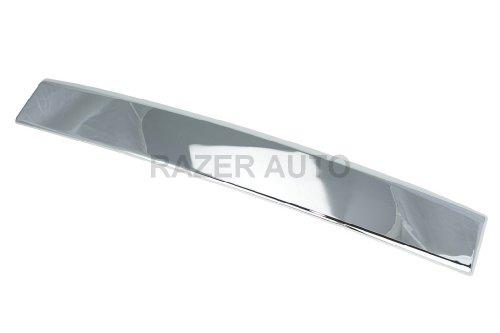 Razer Auto CHROME REAR DOOR MOLDING (TOP) for 07-13 GMC YUKON (Chrome Rear Door Molding)
