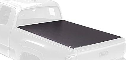 Hard Roll Up Tonneau Cover >> Truxedo 956001 Titanium Hard Roll Up Tonneau Cover For Toyota Tacoma 5 Bed