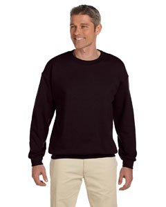 Gildan Men's Heavy Blend Crewneck Sweatshirt - XXXX-Large - Dark Chocolate