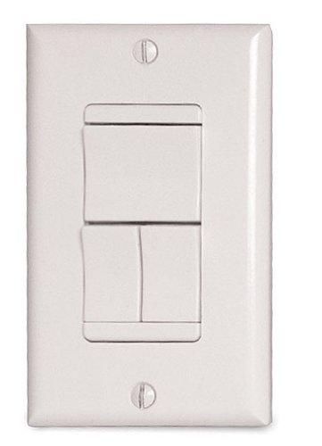 pass & seymour tm8111-wcc trademaster combination three 1-pole switch,  white - wall light switches - amazon com