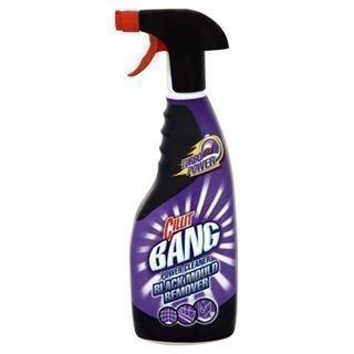 Cillit Bang - Limpiador de moho en spray (750 ml)