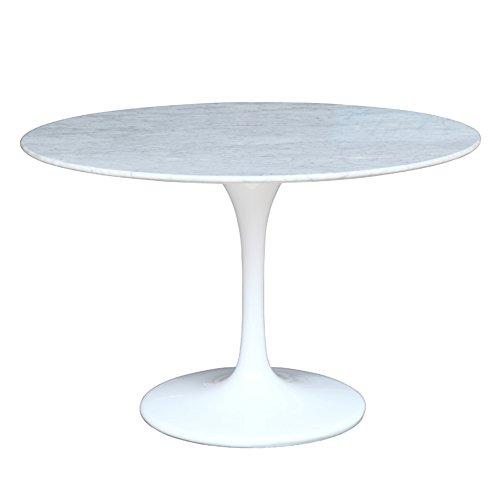 Saarinen Style Tulip Dining Marble product image