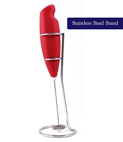 Elementi milk frother with stand Review 2