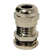 (Morris 22597 Metal Cable Gland, Metric Thread, M40 Thread Size, 0.87