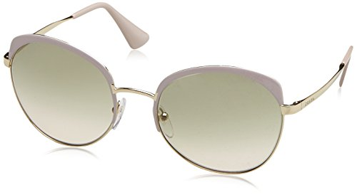 Prada PR54SS UF5-3H2 Purple / Gold PR54SS Butterfly Sunglasses Lens Category - Sunglasses Butterfly Prada