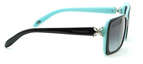 Tiffany & Co. TF 4047B Victoria Women Gradient Sunglasses Black 80553C (Tiffany Victoria)