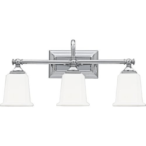Collection 3 Light Bathroom Fixture - 4