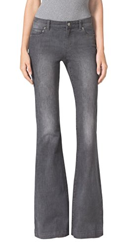 Michael Kors Flared Jeans Pants Trousers, Emmanuelle Wash (2)