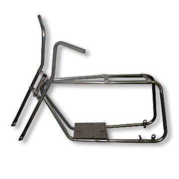 Azusa Mini Bike Frame & Fork Kit