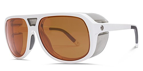 Electric Mens Sunglasses One Size Mwhite Ohm P Orange