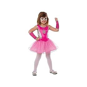 - 31eFXWbprPL - Marvel Pink Spidergirl Spider Girl Girls Tutu Dress Halloween Costume