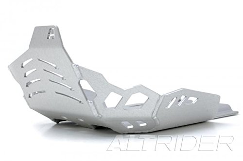 AltRider F712-1-1200-V2 Silver Skid Plate Kit for BMW F 700 GS