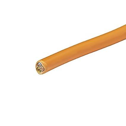 vintage cable de Reino Unido 2 n/úcleos tela 3Core Round alta calidad iluminaci/ón Cable trenzado redondo trenzado de 3 n/úcleos de 10 metros de alambre de tela flexible vintage marr/ón claro