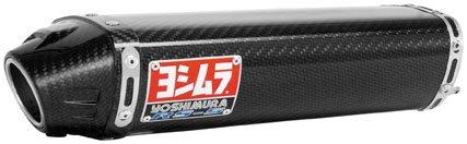 Fiber Cbr600rr Carbon - Yoshimura RS-5 Carbon Fiber Slip-On Exhaust System - Honda CBR600RR 2003-2004