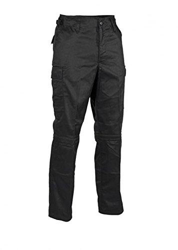 Off Solide Anglerhose Confortable Éclair Xxl Us Fermeture Coloris Xs Jungle Style À Plusieurs Zipp Outdoor pantalon Avec Noir Taille n10xnf8