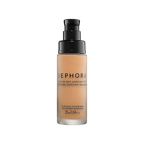 SEPHORA COLLECTION 10 HR Wear Perfection Foundation 22 Light Natural P 0.84 oz