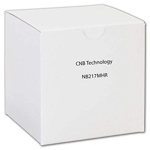 CNB NB21-7MHR 2.0 Megapixel CMOS Full HD 1080p Network Outdoor IP Bullet Camera with IR Dual-Codec (H.264/MJPEG) Fixed 3.6mm Vandal Proof Weather Proof Security - Ir Weatherproof Cnb Camera