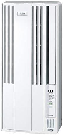 コロナ 窓用エアコン(冷房専用・おもに4~7畳用 シェルホワイト)CORONA CW-FA1620-WS