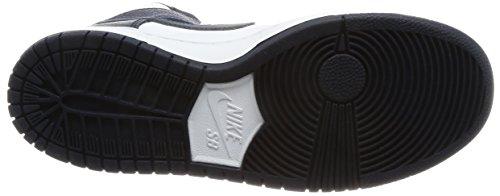 441 Shoe High 14 M SB White US D Zoom Obsidian Skate Nike Pro 854851 Mens Dunk 5PqTFT